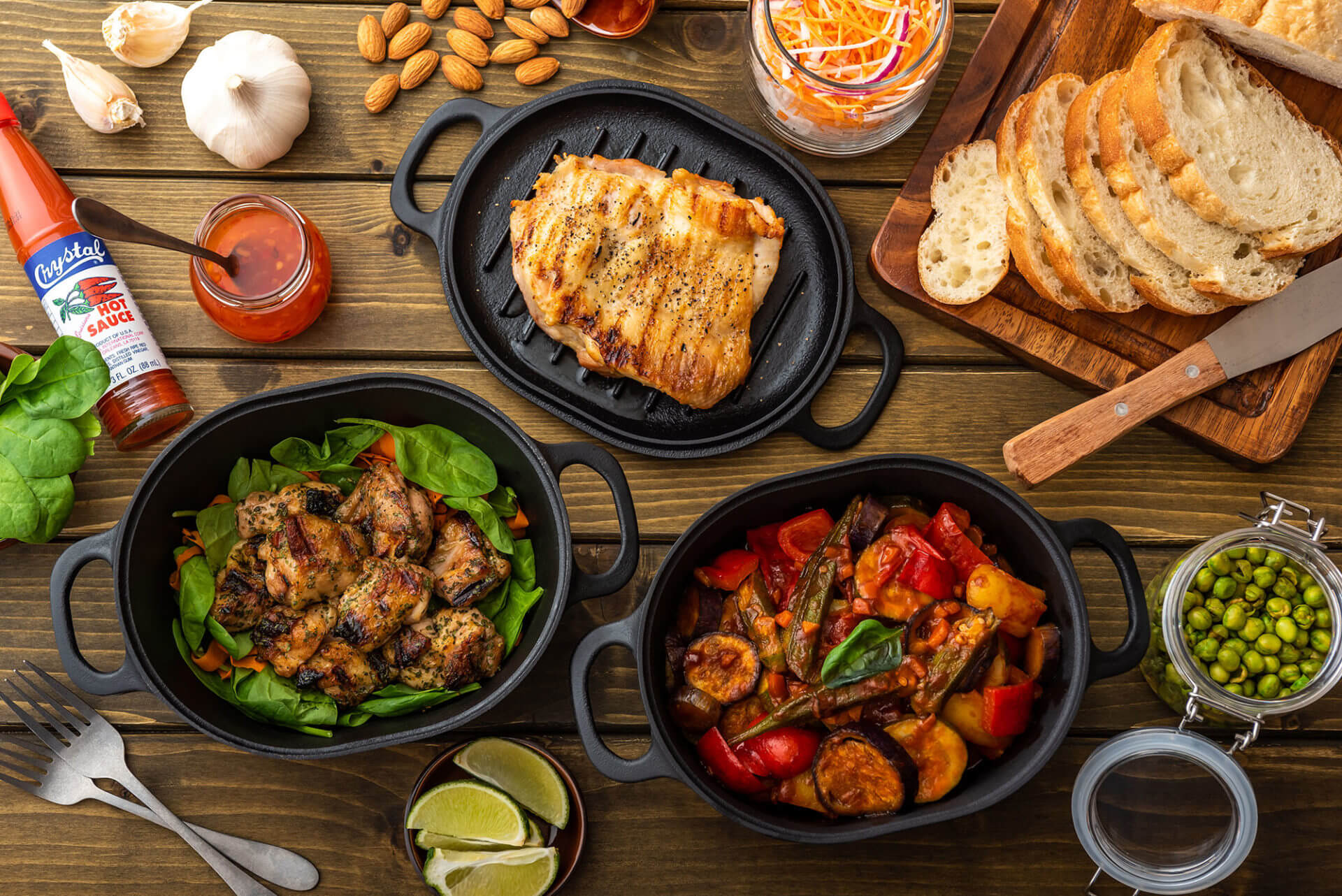 鉄器と食文化
